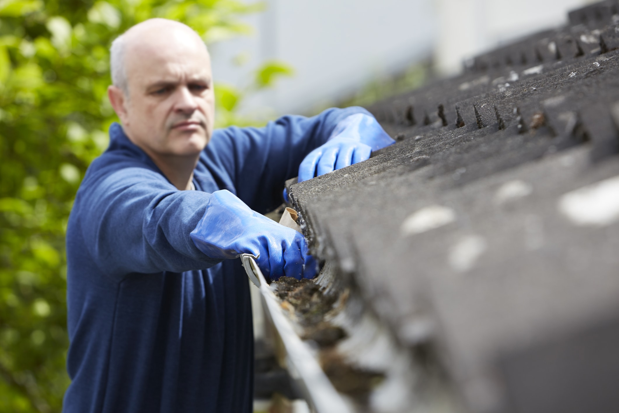 gutter cleaning halstead essex